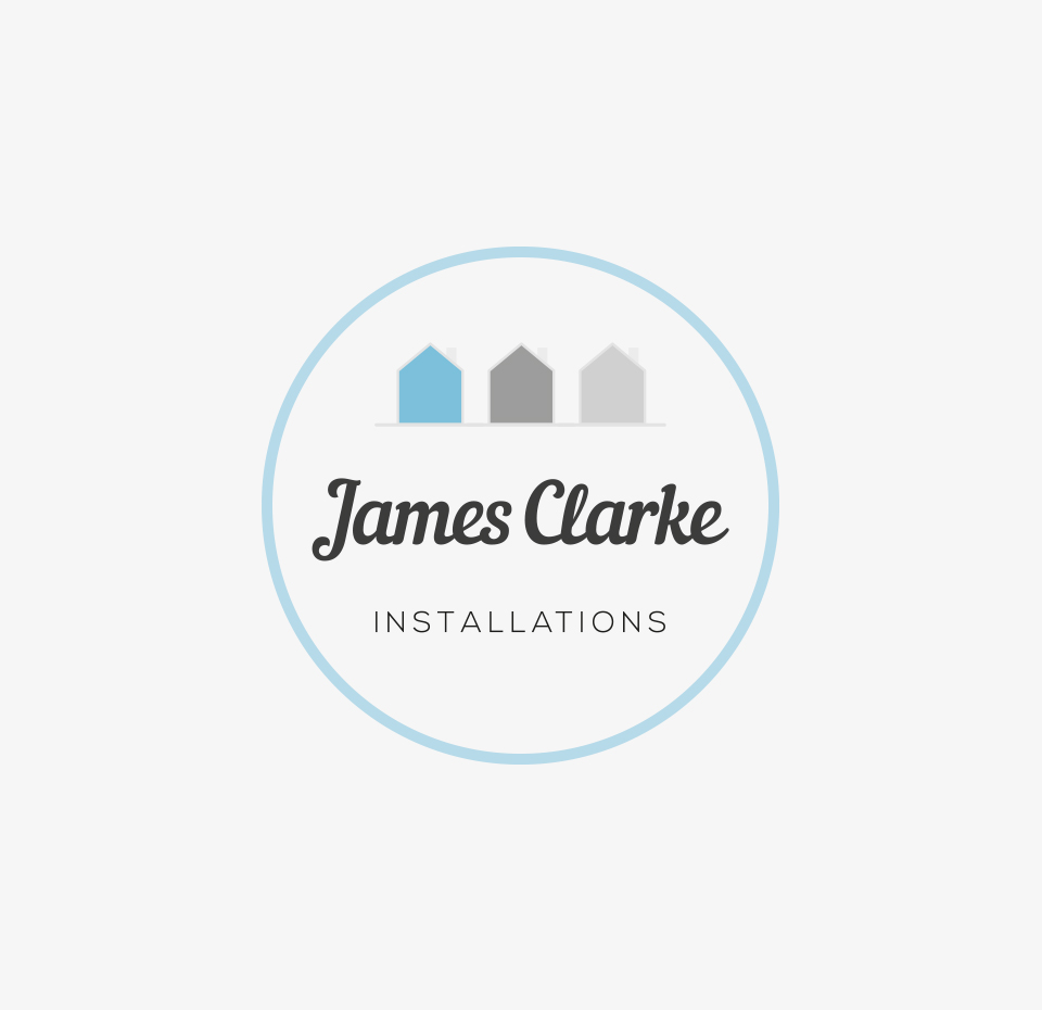 James Clarke Installations logo on light background