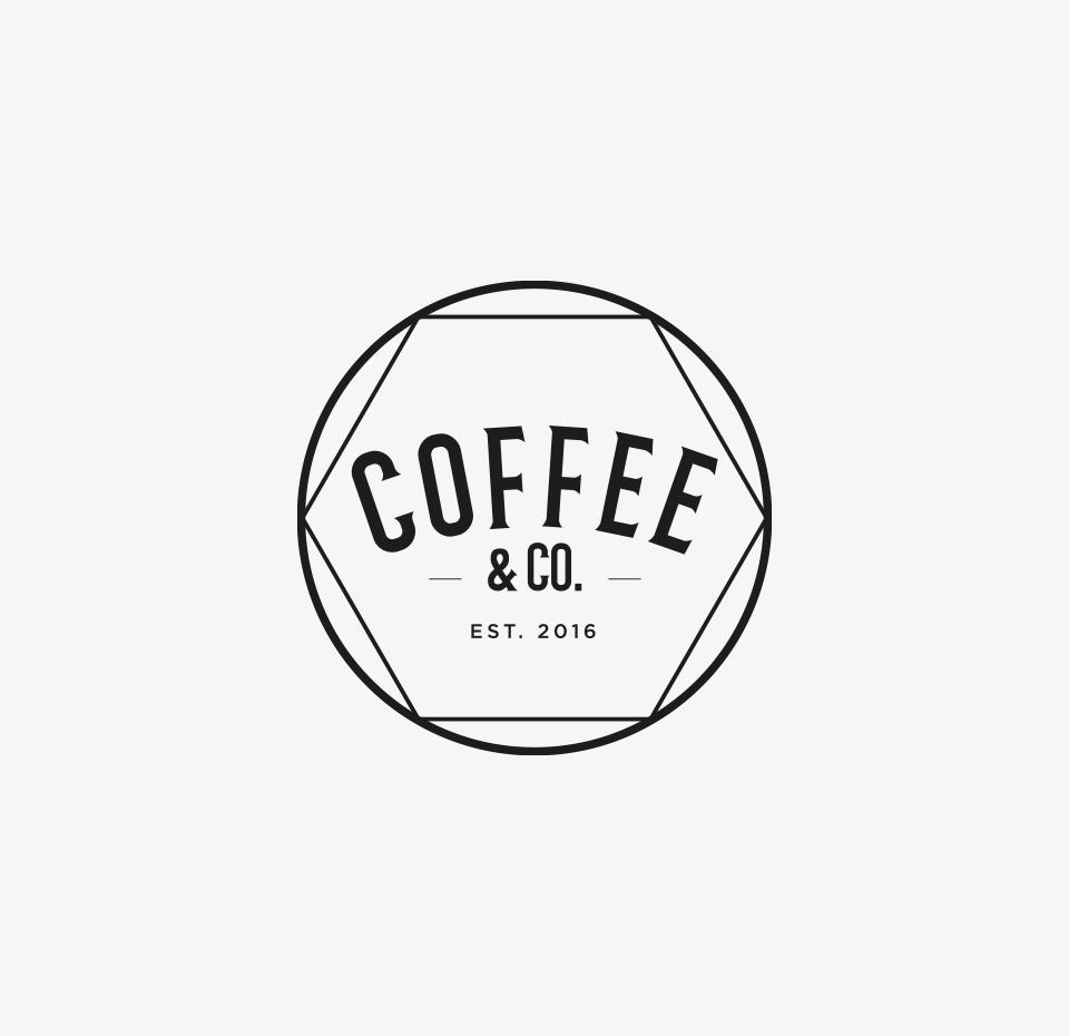Main Coffee & Co. logo on light background