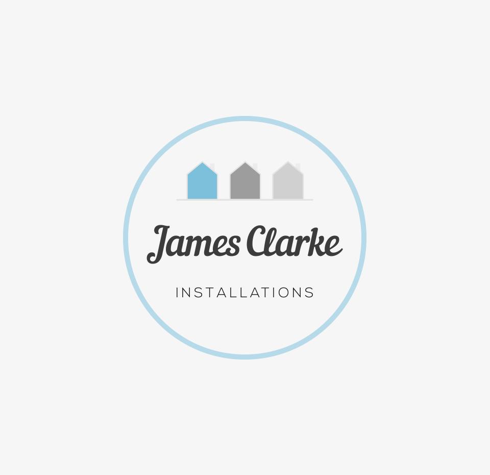 James Clarke Installations logo on light background