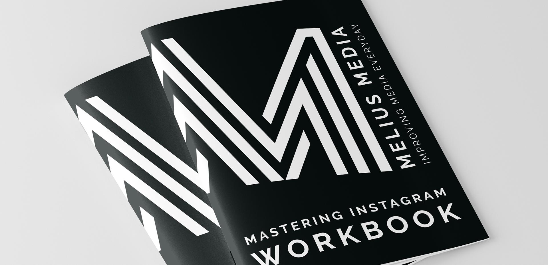 Training course workbook for Melius Media Instagram training 3