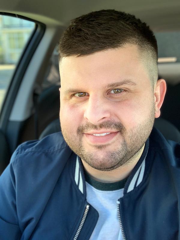 Brian Wiggins, Managing Director of Firestone Creative