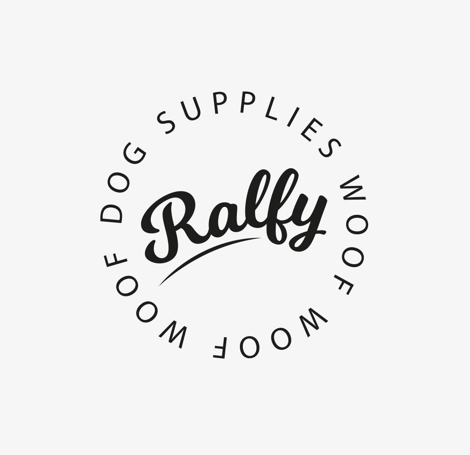 Main Ralfy logo on light background